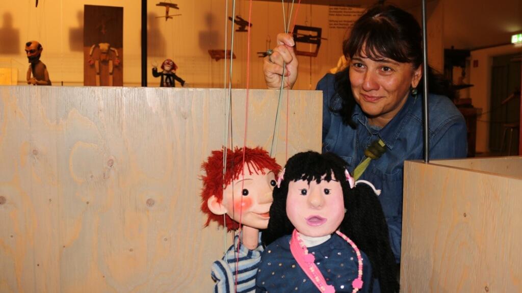 Herzlich Willkommen im PUK…Museum für PuppenTheaterKultur