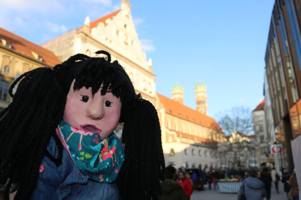 Hallo München…ich bin Anna aus der Eifel!