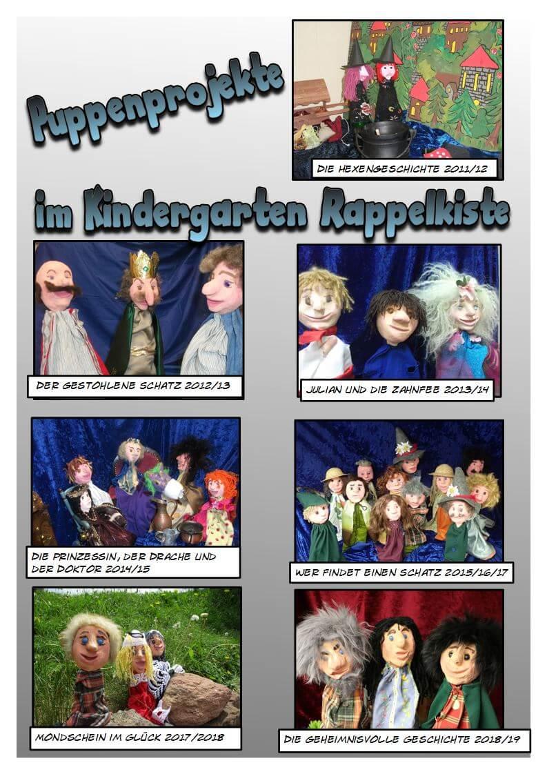 """Puppenprojekt im Kindergarten oder """"Mama, woher komme ich eigentlich?"""" (Teil 4 )"""